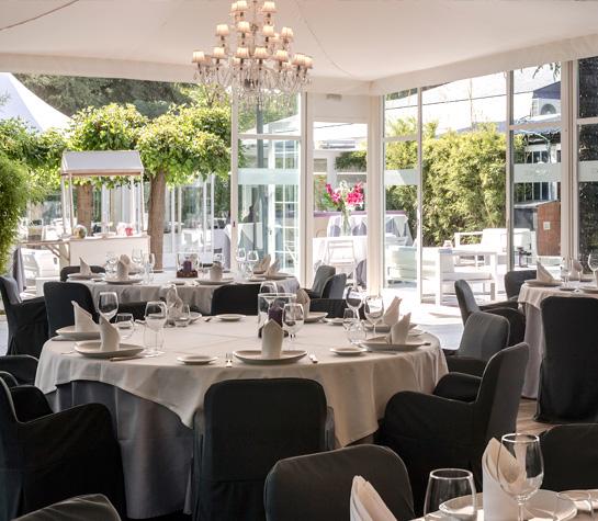 Espacios San Francisco Restaurante